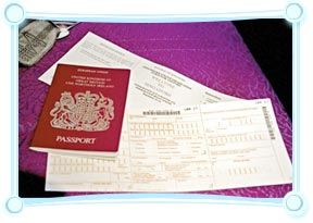Travel Documents for Maldives